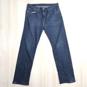 Levi's 505 Men's Dark Wash Jeans